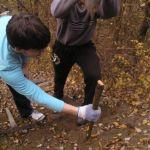 púchovská skala - mŕtva kosť